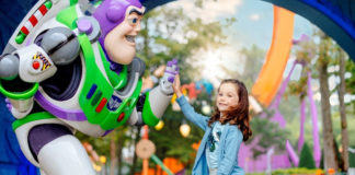Disneyland Paris - Toy Story Play Days