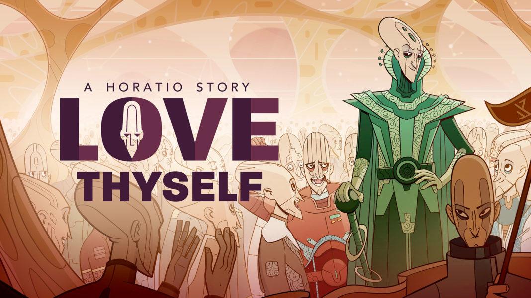 EndlessLove Thyself- A Horatio Story