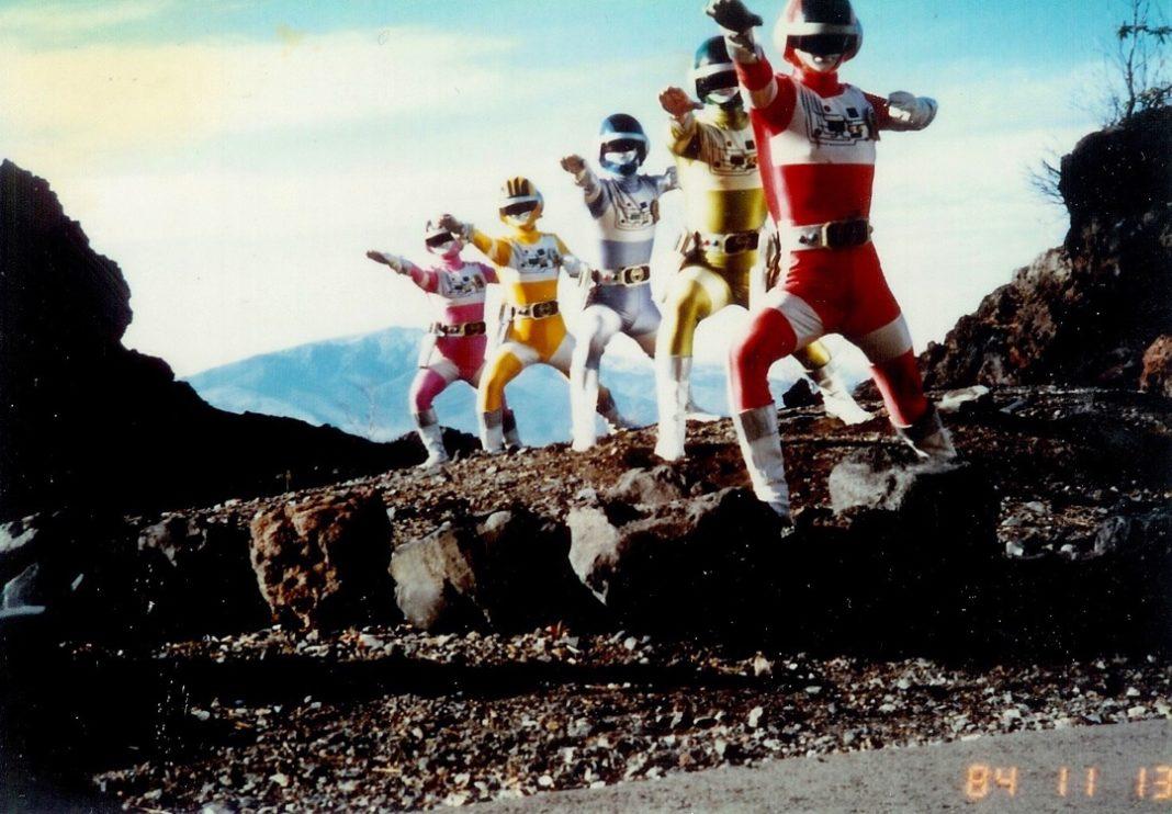 Japan Expo Bioman 01
