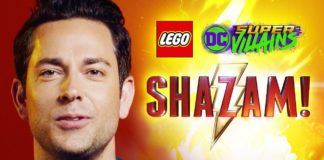 LEGO DC Super-Villains Shazam DLC
