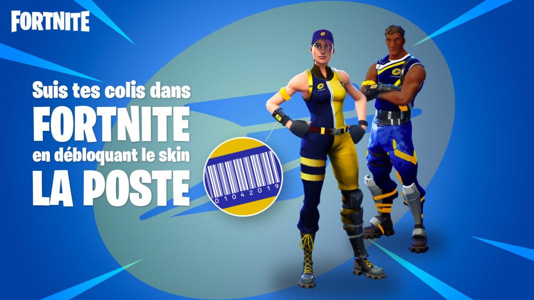 LaPoste X Fortnite 1