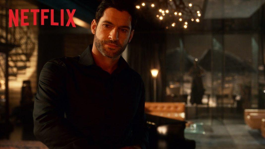 Lucifer Saison 4 Netflix