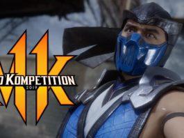 Mortal Kombat 11 - 2019 Pro Kompetition