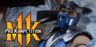 Mortal Kombat 11 - 2019 Pro Kompetition