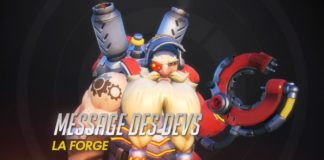 Overwatch La Forge