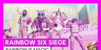 Rainbow Six Siege - Rainbow is Magic
