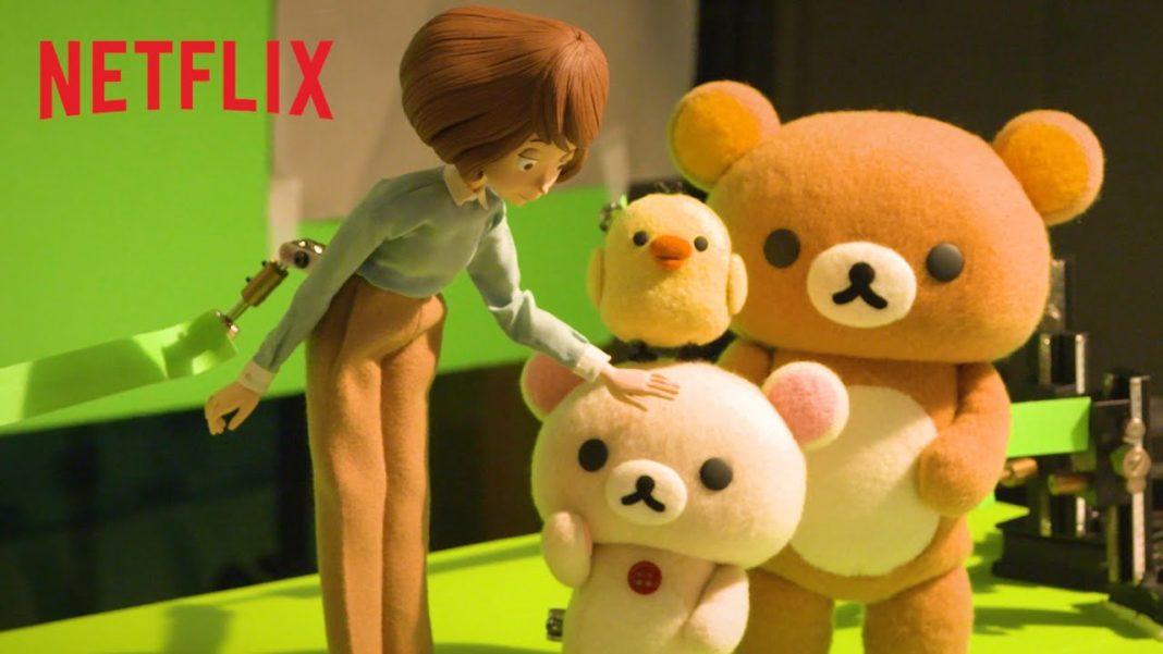 Rilakkuma et Kaoru Netflix