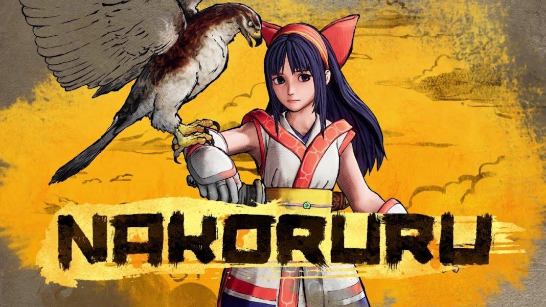 Samurai Shodown Nakoruru