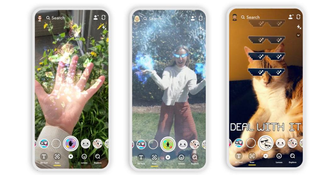 Snapchat-Lens-Studio---New-Lenses