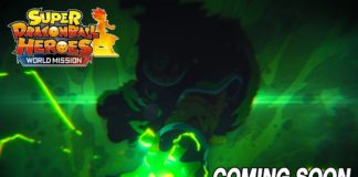 Super Dragon Ball Heroes World Mission Broly