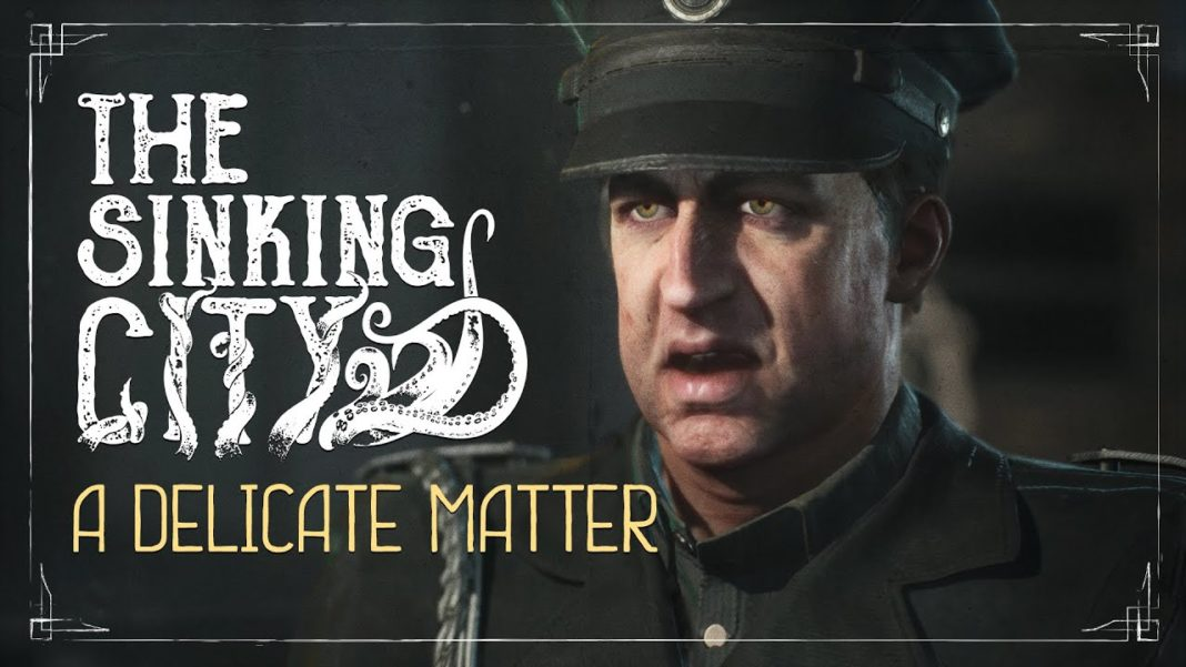 The Sinking City - A Delicate Matter