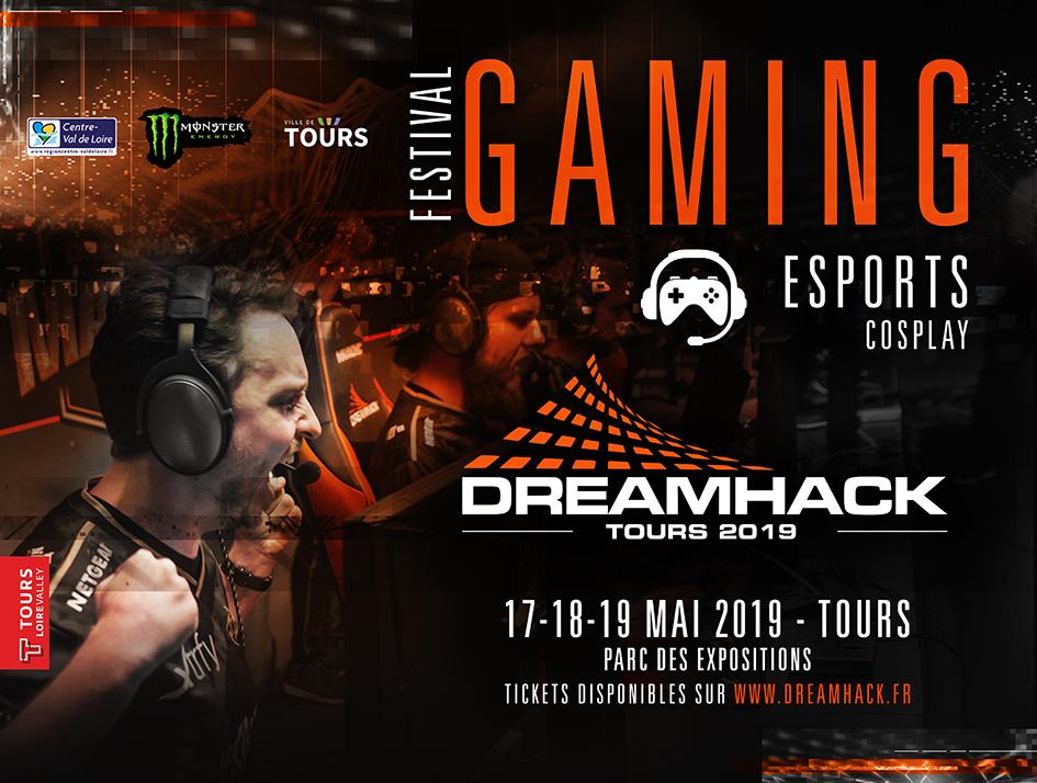 DreamHack-Tours-2019