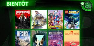Xbox Game Pass-Mai-2019