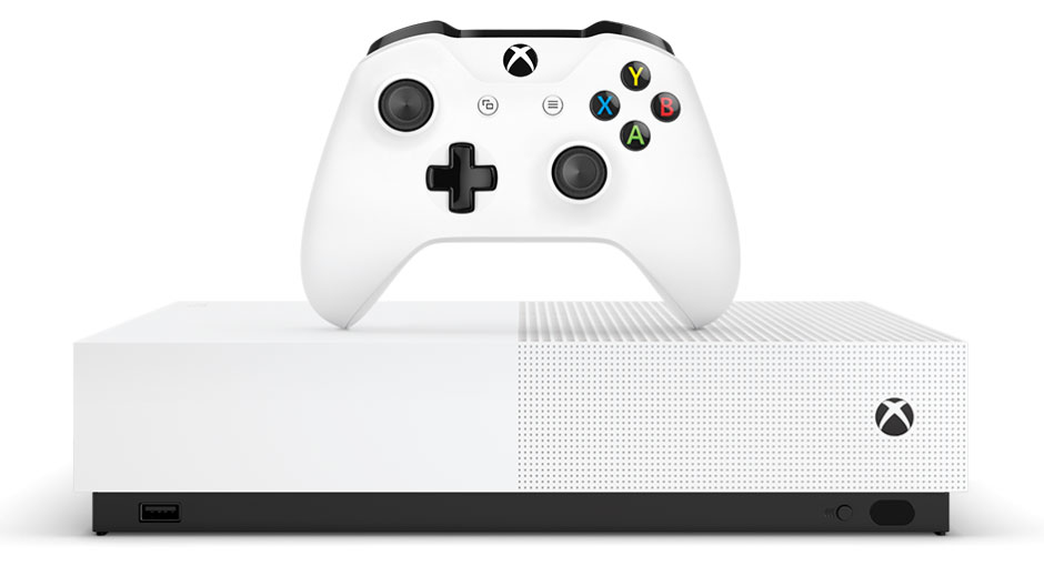 Xbox One S All-Digital