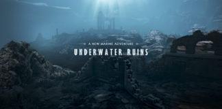 Black Desert Online Underwater ruins