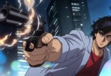 City Hunter Shinjuku Private Eyes
