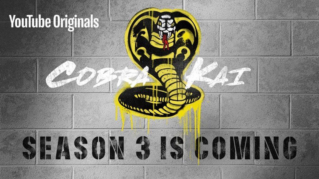 Cobra Kai Season 3 Saison 3