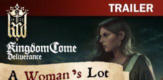 Kingdom Come: Deliverance - DLC A Woman's Lot