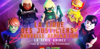 LEGO DC Super-Vilains La Ligue des Justiciers - Nouvelle Génération