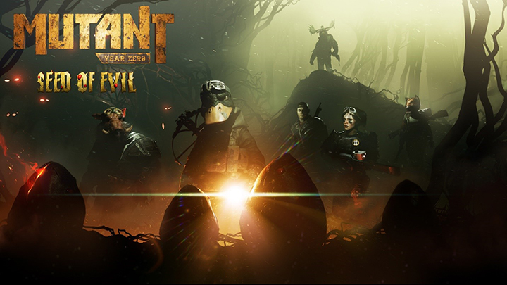 Mutant Year Zero: Road to Evil - Seed of Evil