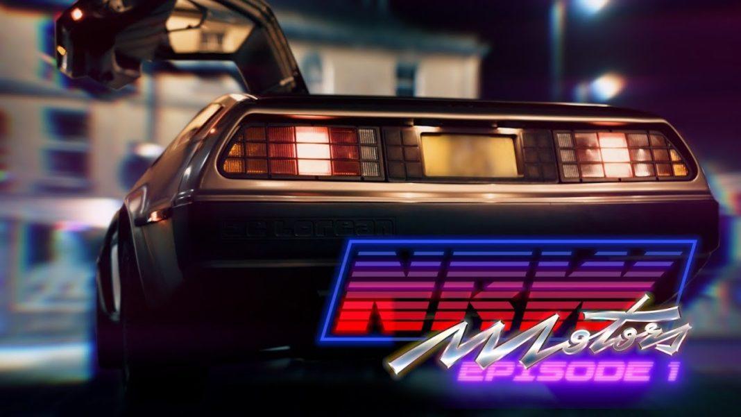 NRW Motors - DeLorean DMC-12