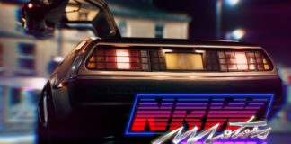 NRW Motors - DeLorean DMC-12