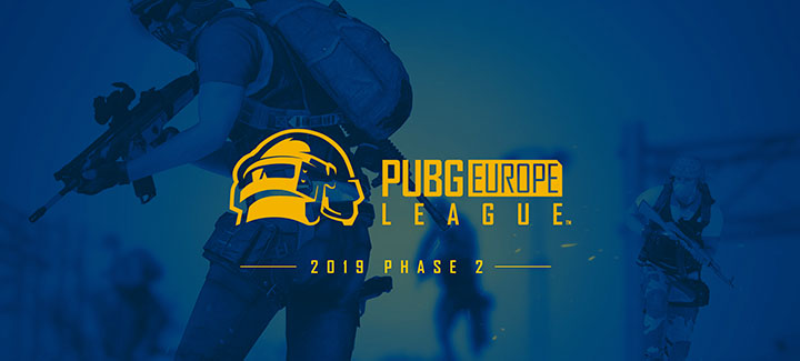 PUBG-Europe-League