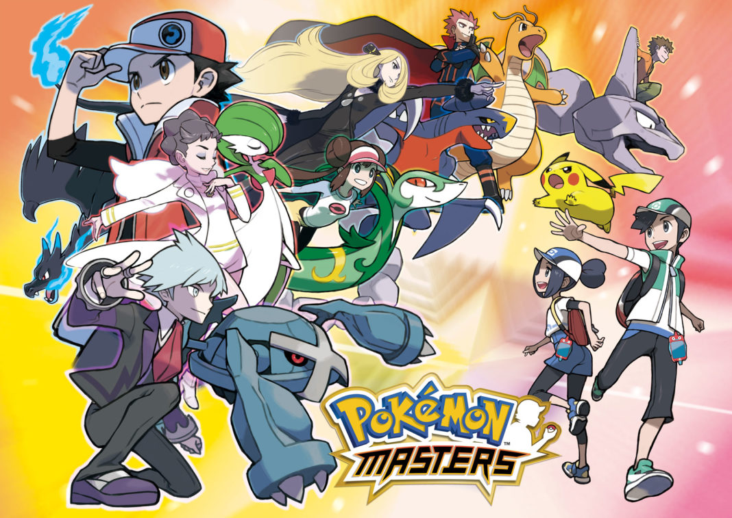 Pokémon-Masters