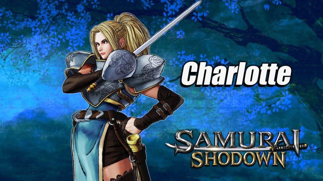 Samurai Shodown - Charlotte