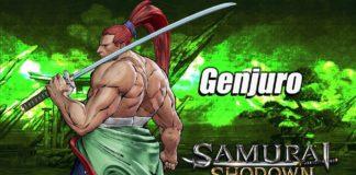 Samurai Shodown - Genjuro