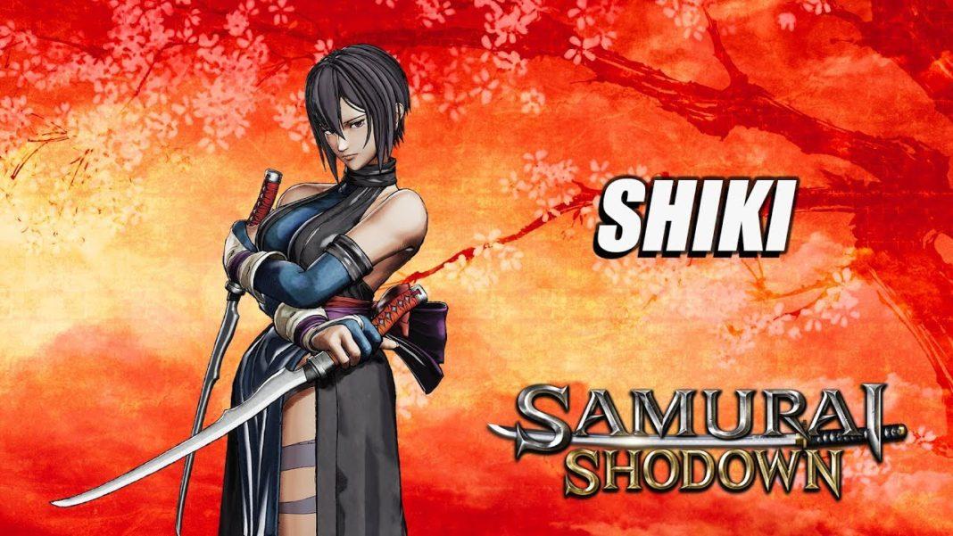 Samurai Shodown - Shiki