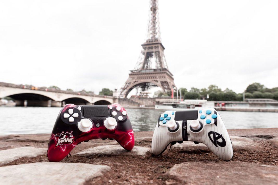 Scuf Gaming, Gotaga & Kamet0 amènent le gaming à la Tour Eiffel