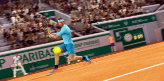 nnis World Tour : Roland-Garros Edition