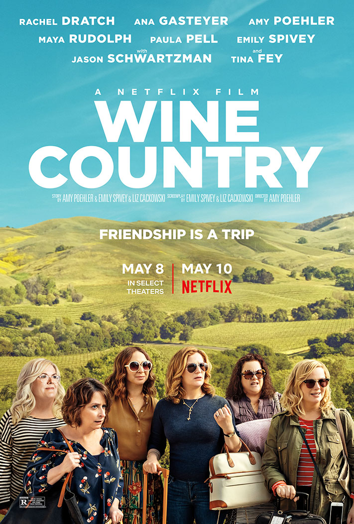 Un week-end à Napa - Netflix