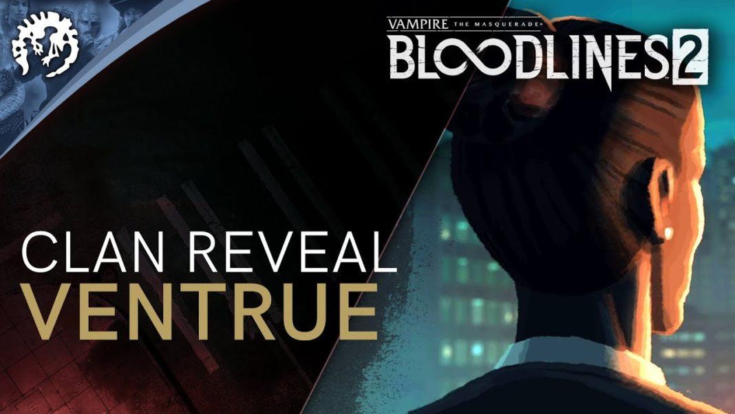 Vampire: The Masquerade - Bloodlines 2 Clan Ventrue