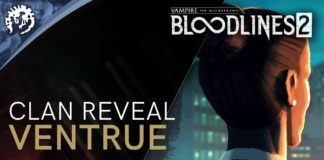 Vampire: The Masquerade - Bloodlines 2 Clan Ventrue