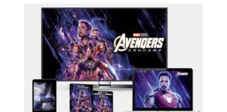 Avengers: Endgame DVD Blu-Ray