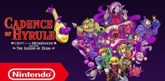 Cadence of Hyrule ~ Crypt of the NecroDancer Featuring The Legend of Zelda~