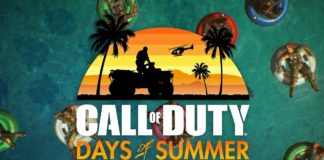 Call of Duty: Black Ops 4 - Days of Summer