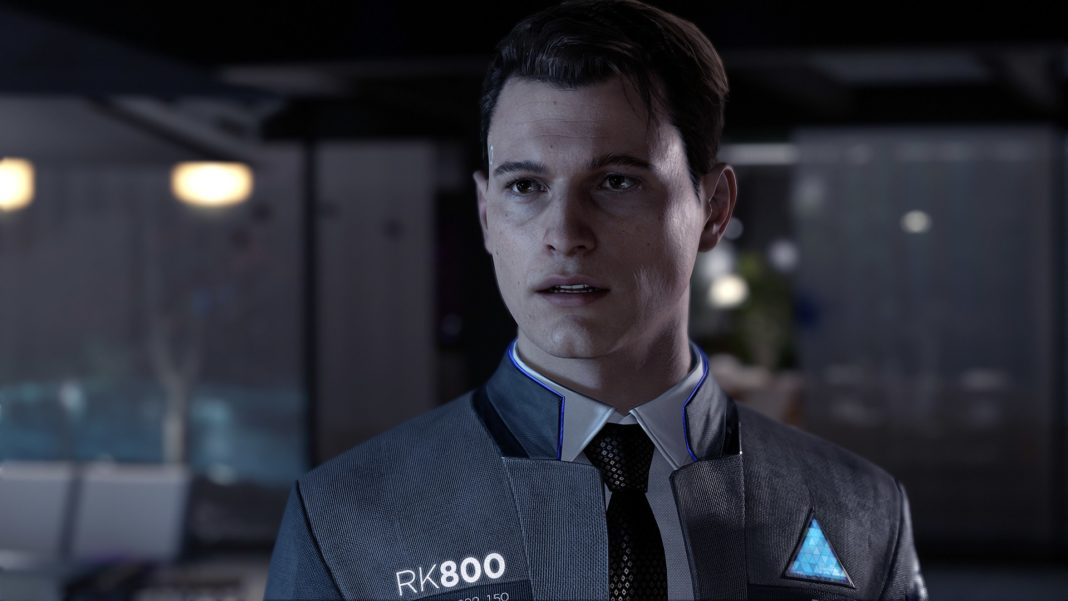 Detroit: Become Human Connor