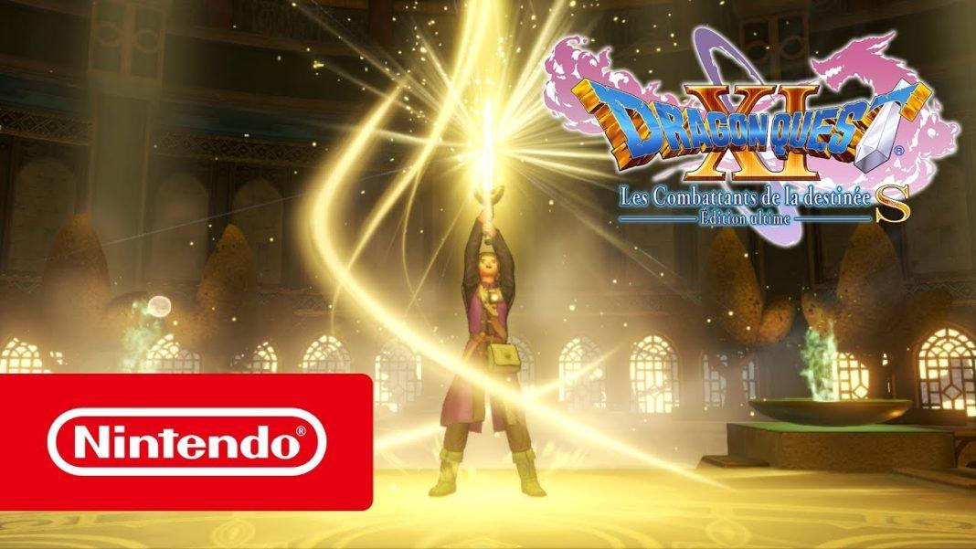 Dragon Quest XI S - Les Combattants de la destinée – Édition ultime