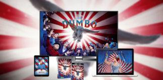 Dumbo : une date de sortie pour les éditions Blu-Ray, DVD et VOD