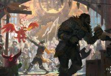 Guild Wars 2 - la Foire du Dragon