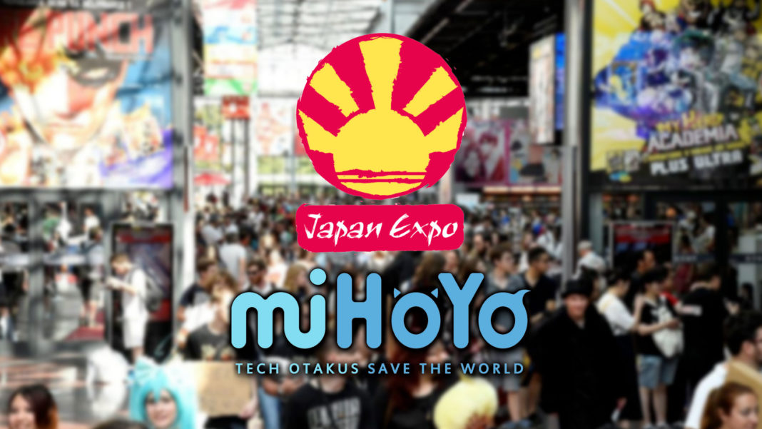 Japan-Expo-2019-miHoYo