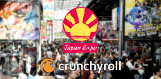 Japan Expo Crunchyroll