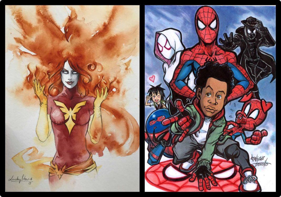 Journées spéciales X-Men & Spider-Man, les 9 et 30 juin 2019 au Comics Corner