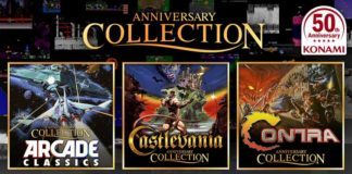 Konami Anniversary Collections