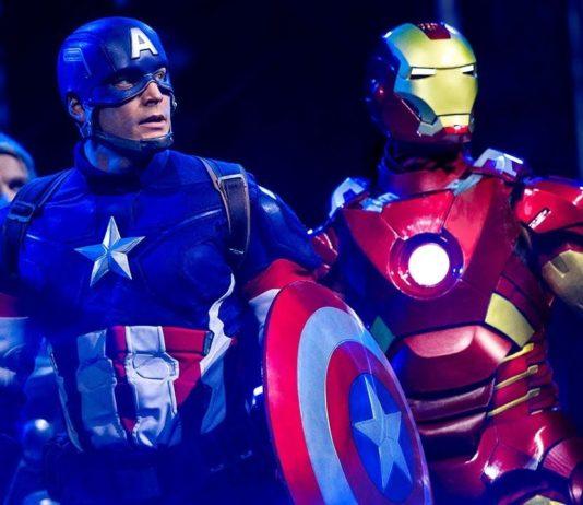 L'Alliance des Super Héros - Marvel Disneyland Paris