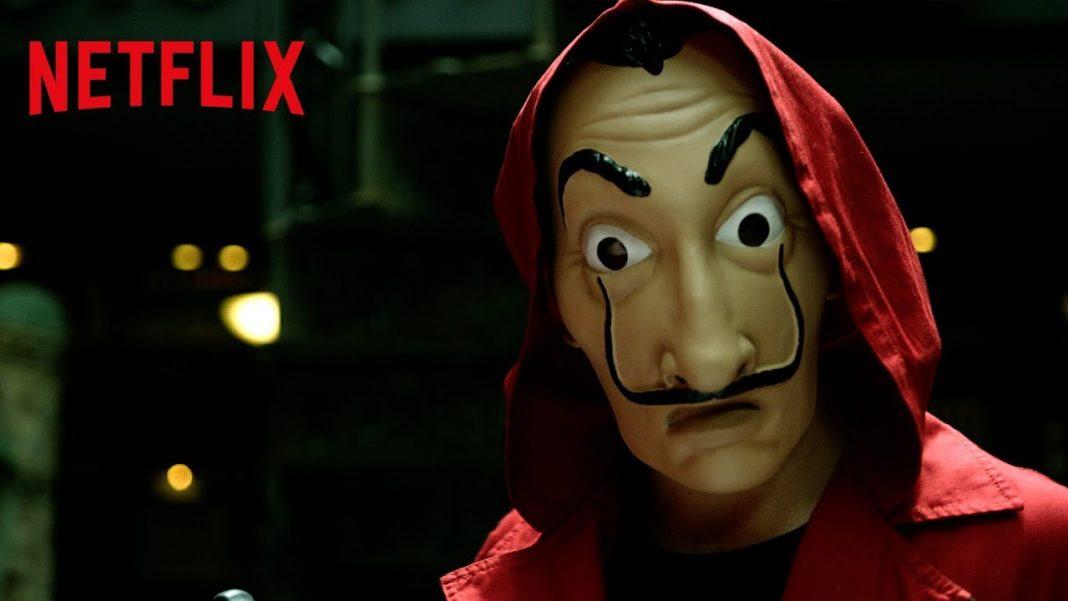 La casa de papel - Partie 3 Netflix