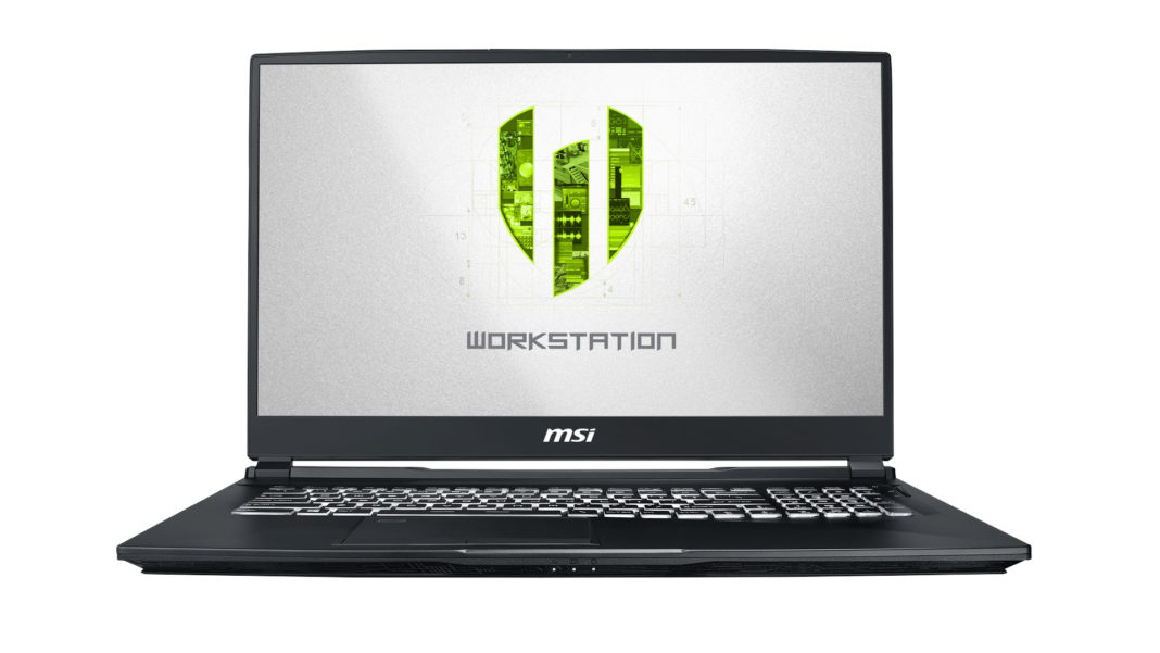 MSI-WE75-Quadro-RTX